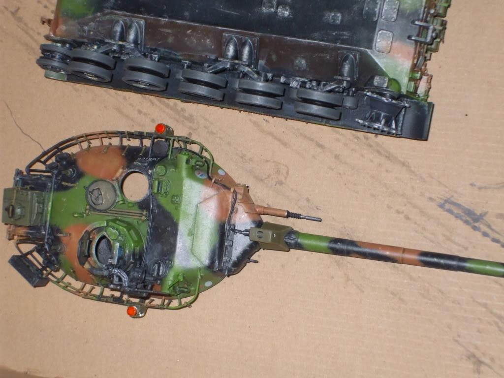 Le zurich du zuzu : AMX 30 B Heller 1/35 - Page 3 DSCF5894