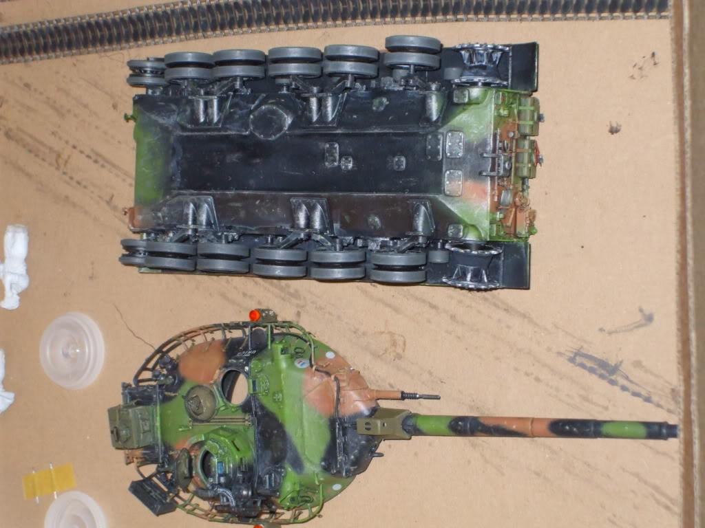 Le zurich du zuzu : AMX 30 B Heller 1/35 - Page 3 DSCF5895