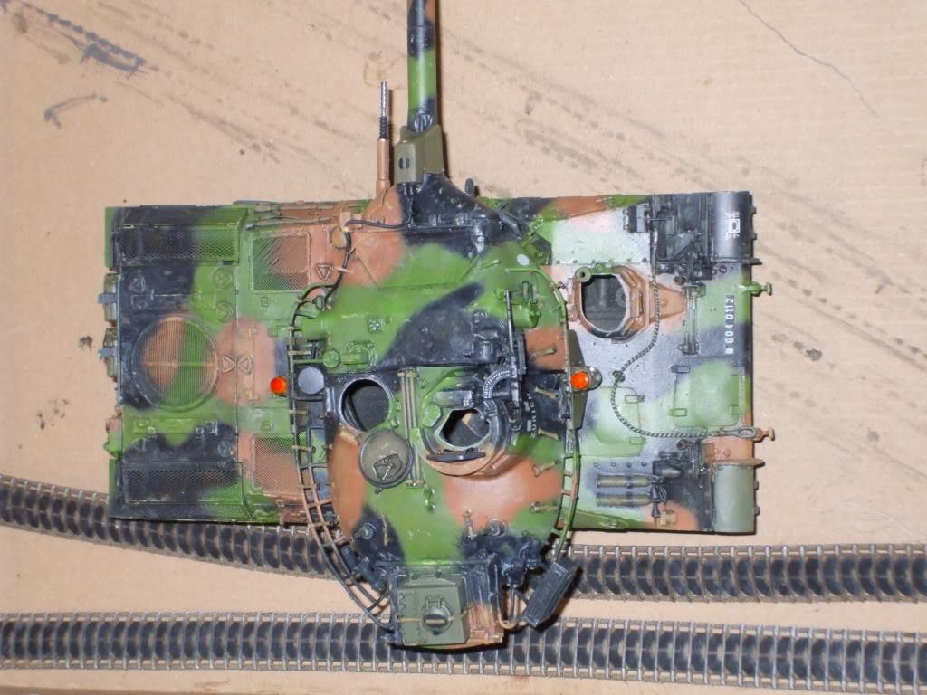 Le zurich du zuzu : AMX 30 B Heller 1/35 - Page 3 DSCF5898