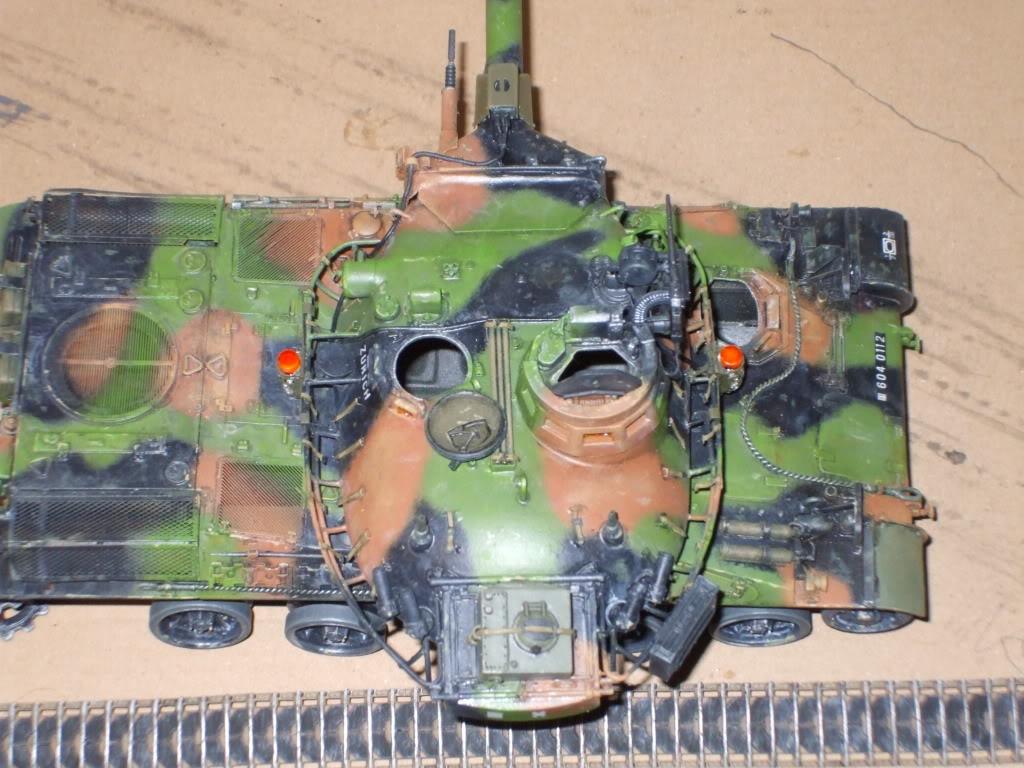 Le zurich du zuzu : AMX 30 B Heller 1/35 - Page 3 DSCF5899