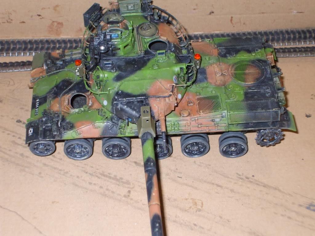 Le zurich du zuzu : AMX 30 B Heller 1/35 - Page 3 DSCF5900