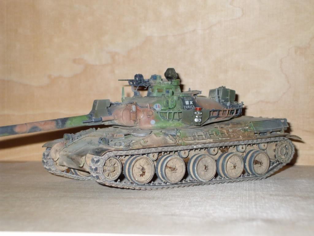 Le zurich du zuzu : AMX 30 B Heller 1/35 - Page 3 DSCF5972