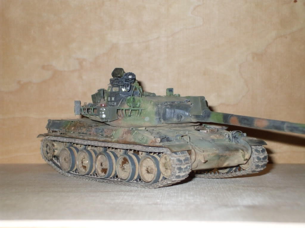 Le zurich du zuzu : AMX 30 B Heller 1/35 - Page 3 DSCF5977