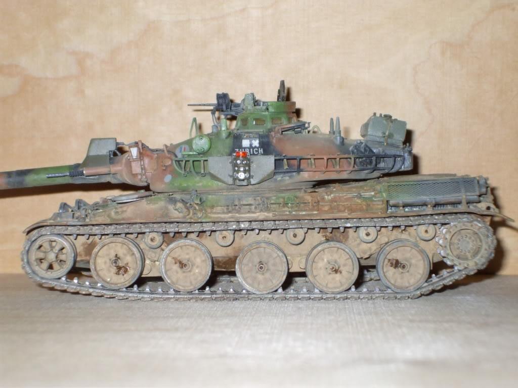 Le zurich du zuzu : AMX 30 B Heller 1/35 - Page 3 DSCF5981
