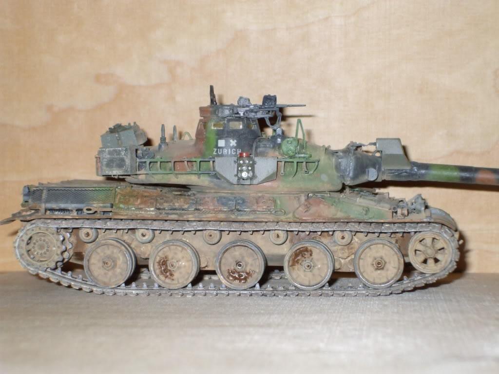 Le zurich du zuzu : AMX 30 B Heller 1/35 - Page 3 DSCF5982