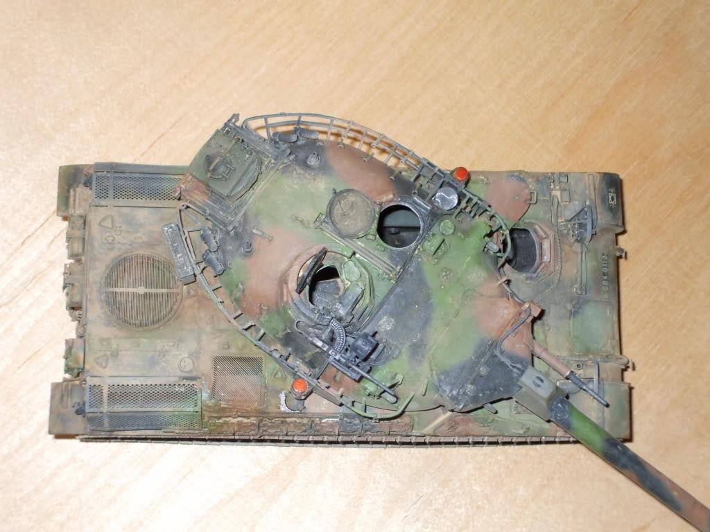 Le zurich du zuzu : AMX 30 B Heller 1/35 - Page 3 DSCF5983