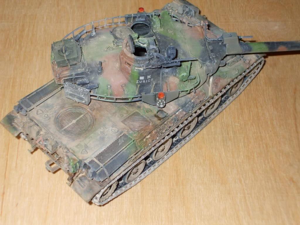 Le zurich du zuzu : AMX 30 B Heller 1/35 - Page 3 DSCF5984