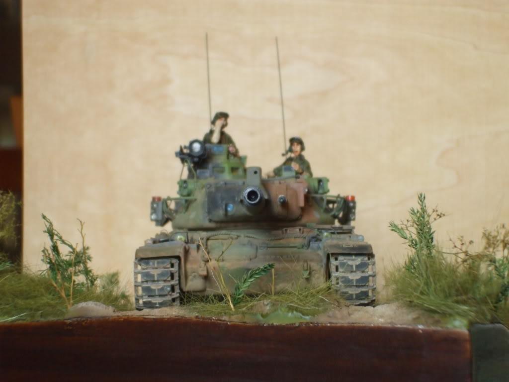 Le Zurich du zuzu : AMX 30 B 1/35 - Page 7 DSCF6065