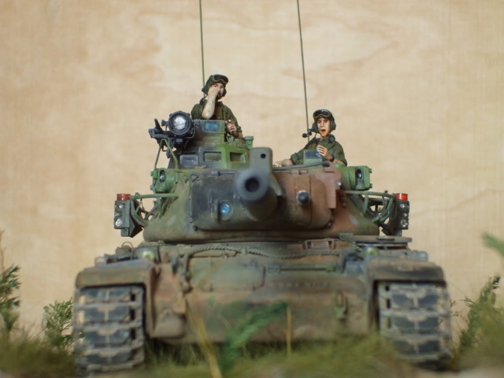 Le Zurich du zuzu : AMX 30 B 1/35 - Page 7 DSCF6066