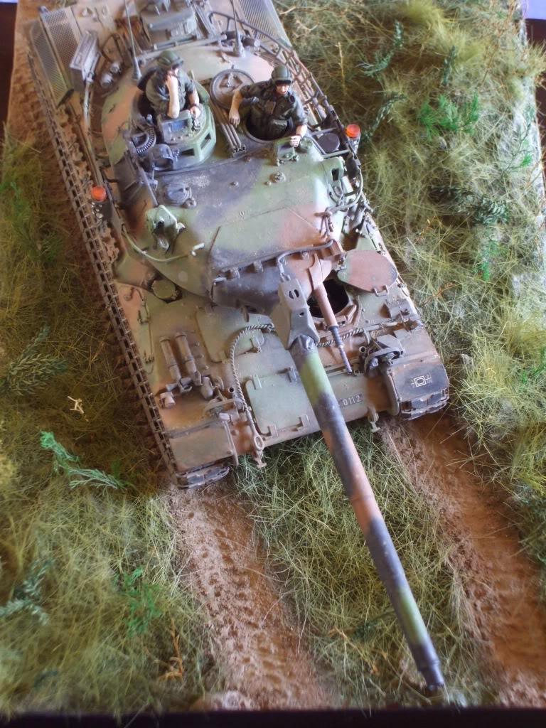 Le Zurich du zuzu : AMX 30 B 1/35 - Page 7 DSCF6082