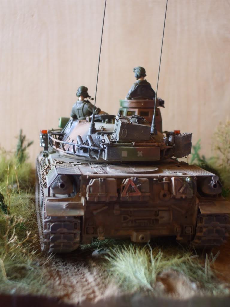 Le Zurich du zuzu : AMX 30 B 1/35 - Page 7 DSCF6083