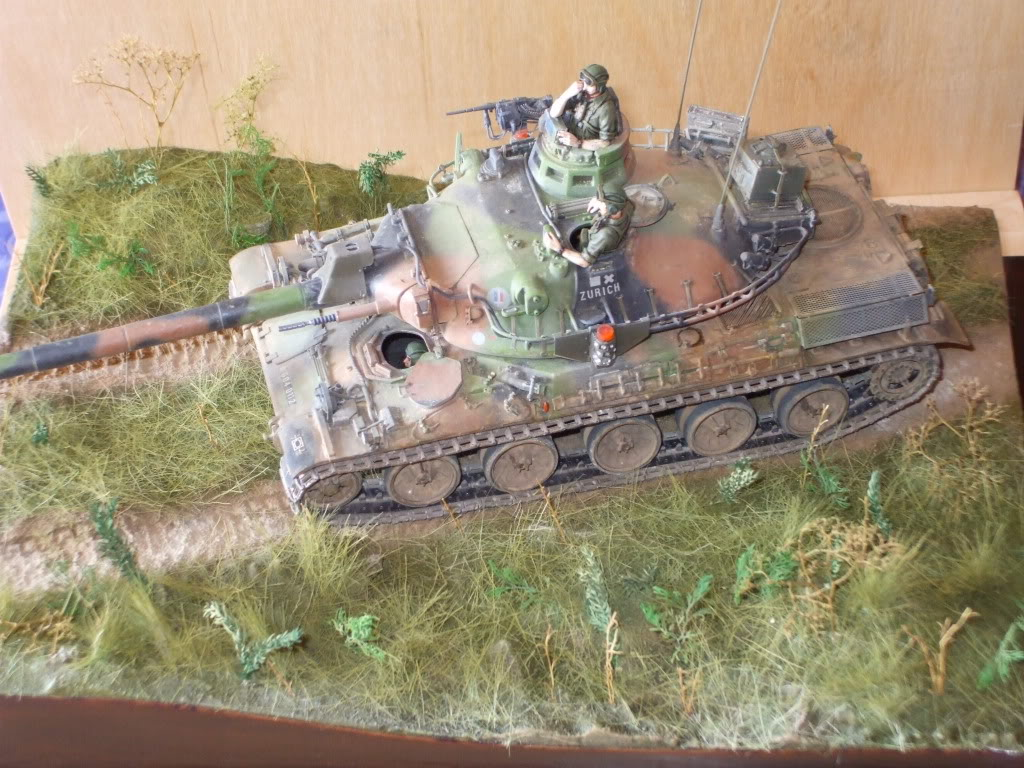 Le Zurich du zuzu : AMX 30 B 1/35 - Page 7 DSCF6085