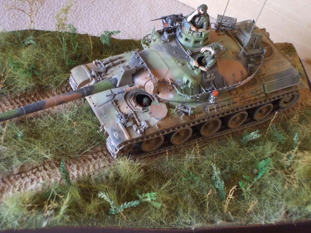 Le Zurich du zuzu : AMX 30 B 1/35 - Page 7 DSCF6090