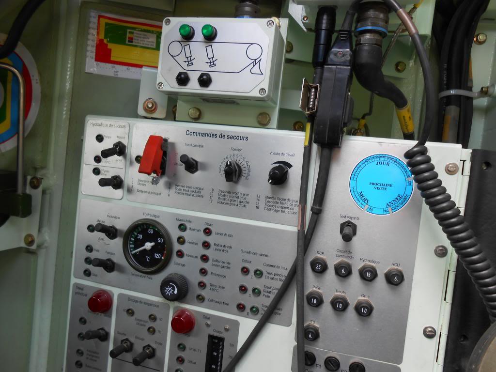 Photoscope Dépanneur Char Leclerc  DCL DSCN0152