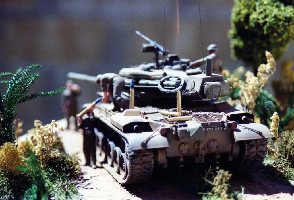 M47 PATTON DU DAUPHIN CAVALERIE 1/35 M47Patton2RD-3