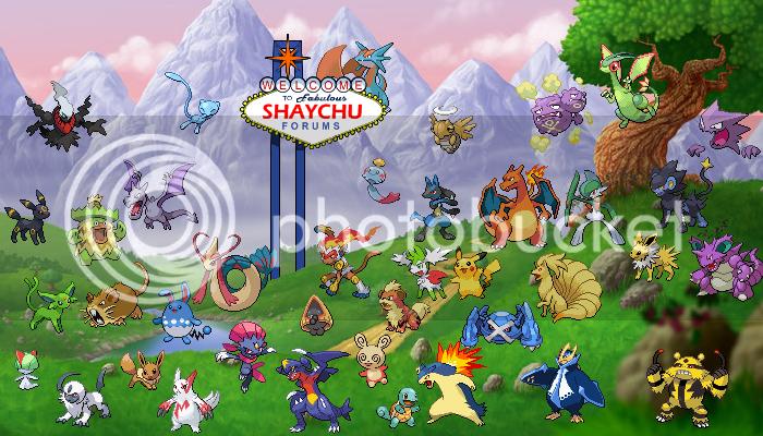The members of shaychu... WELCOM35