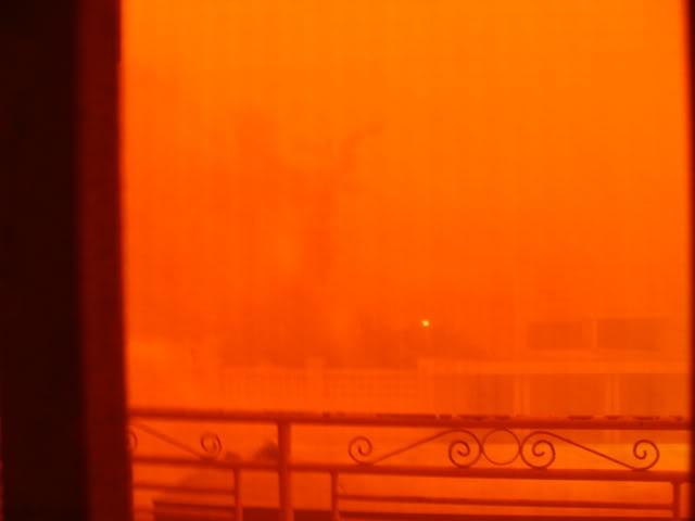 Libya - It's nature & culture DustStorm001