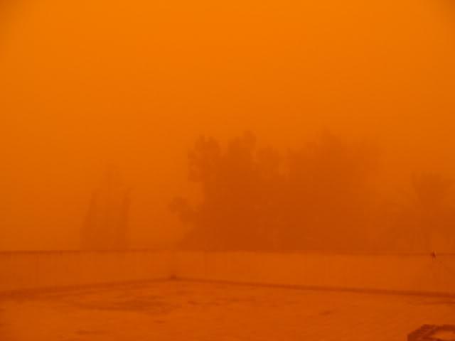 Libya - It's nature & culture DustStorm004