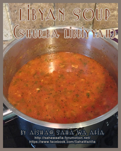 Shurba Libiyyah / Arabiyyah (traditional Lamb Soup) ShurbaLibbiyyah_zps2950807d