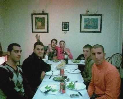 Jantar Natal ACC 2007 Friends