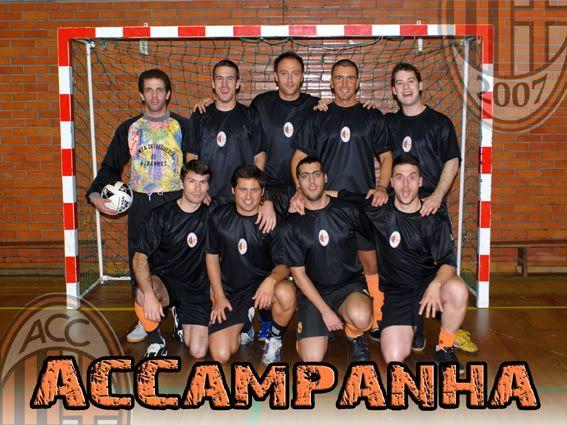Atlético Clube de Campanhã 5 - 4 Inter Coimbrões Campanhaexemplo