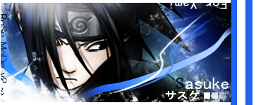 Tirish's Museum : RoSe MoDe v2 ~> Sasuke