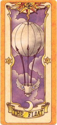 Black cards Clow [ Inscripciones ] Flote