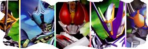 Kamen Rider's