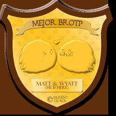 —MDR ♕ AWARDS: DICIEMBRE, 2014 [ p r e m i a c i ó n ! ] Mejorbrotp_mattwyatt