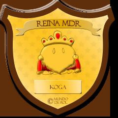 —MDR ♕ AWARDS: DICIEMBRE, 2014 [ p r e m i a c i ó n ! ] Reinamdr_koga