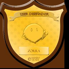 —MDR ♕ AWARDS: DICIEMBRE, 2014 [ p r e m i a c i ó n ! ] Userdisenador_zorra
