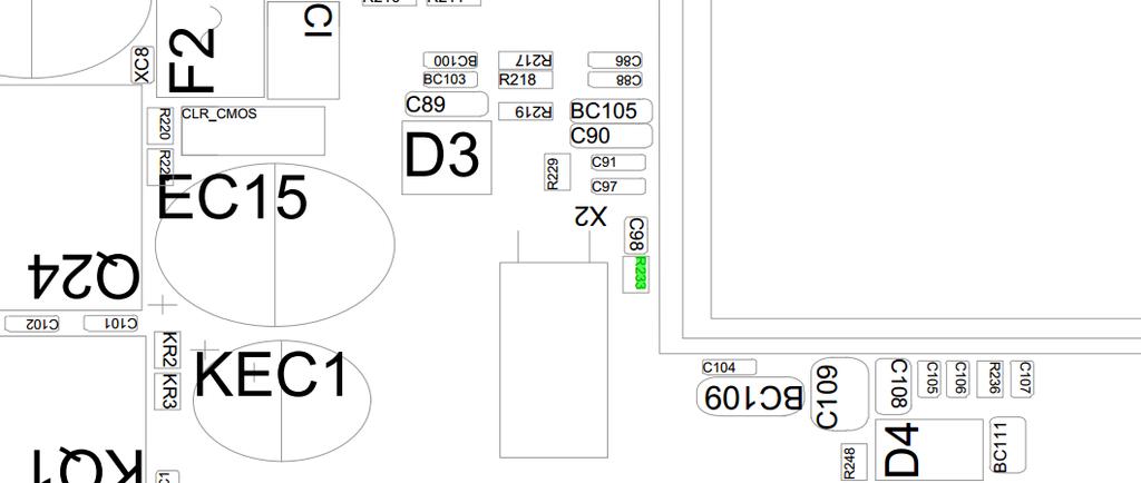 [Gigabyte] Hướng dẫn Fix GA-EG41MF-US2H rev 1.0 lỗi nháy reset Eg41b