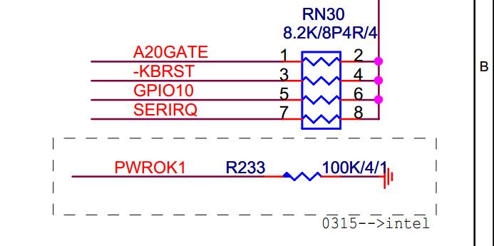 [Gigabyte] Hướng dẫn Fix GA-EG41MF-US2H rev 1.0 lỗi nháy reset Eg41s