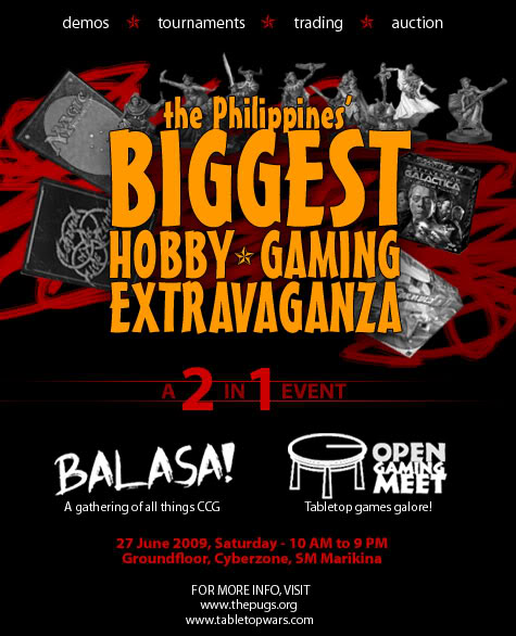The Philippine Underground Gamers Society - Portal Poster_balasa-ogm_june2009