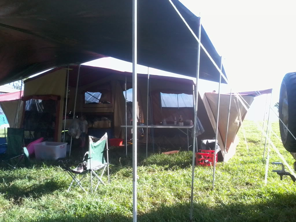 Show us your camp set up!! Randoms127