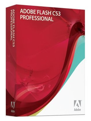 Adobe CS3 Products Flash