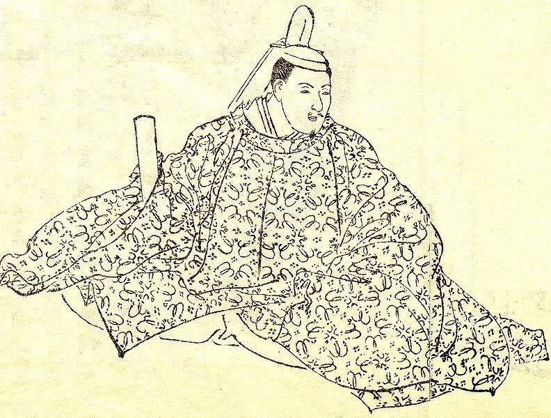 """იაპონური ლირიკა - """"ასი პოეტის ასი ლექსი"""" Fujiwara_no_Teika"""