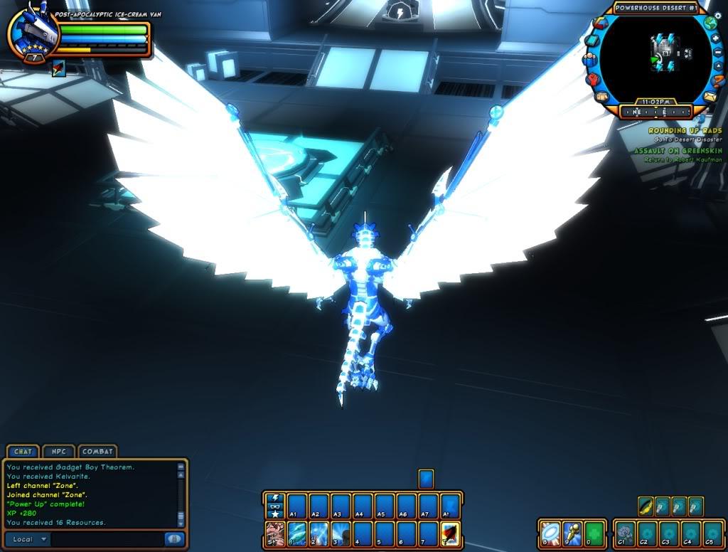 Champions Online (The RP Version) PAICVshiny