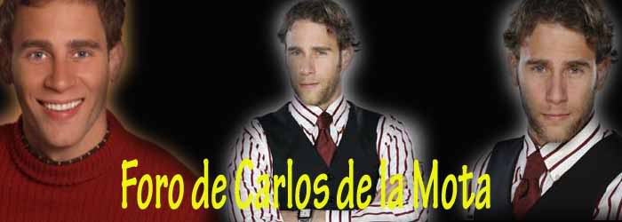 Carlos de la Mota