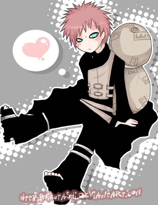 *%Fan Club Gaara%* __Sugar_Gaara___by_Mikutashi