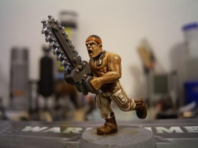 shock trooper Lidershock