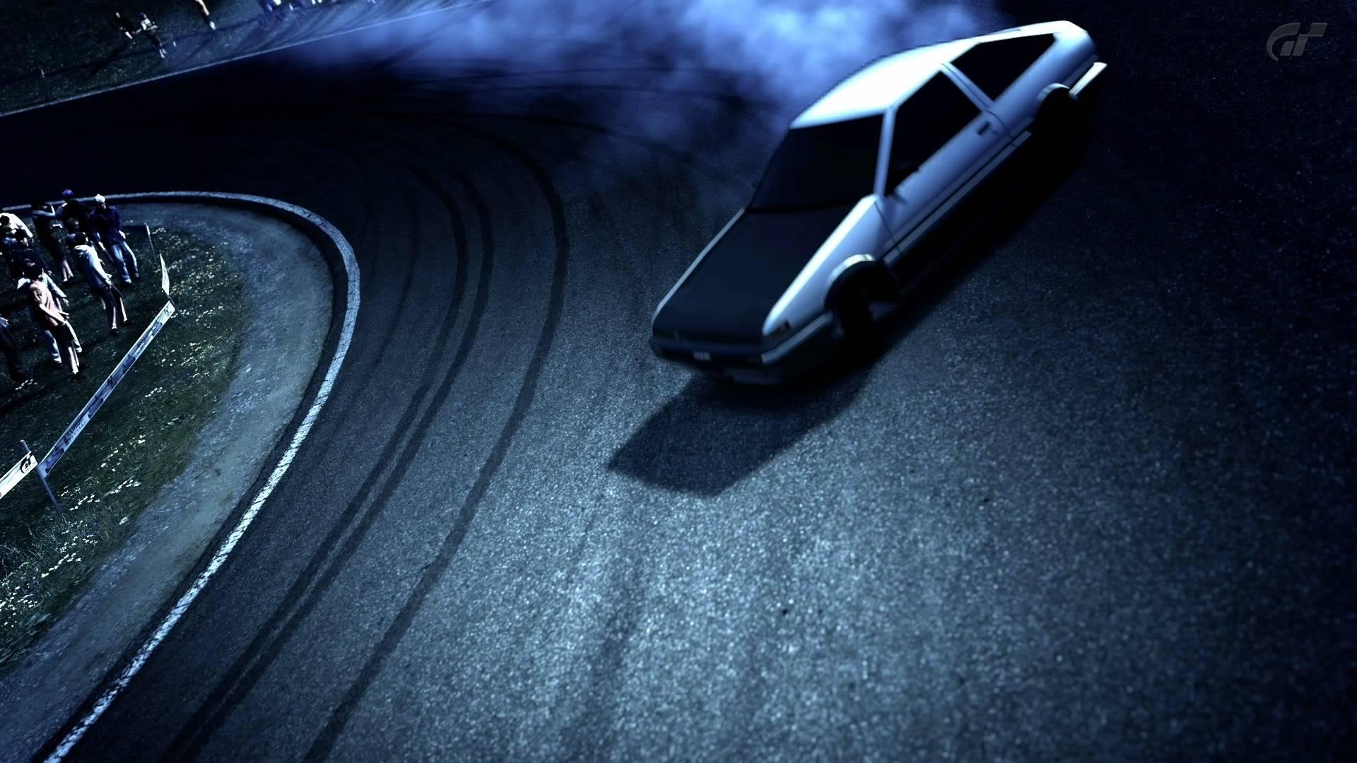 Gran Turismo 5: Corolla Car list EigerNordwandShortTrack2