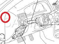 Indicator light relay location Clty2001coro026