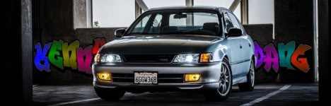 My 93' Corolla from New Zealand (JDM AE100) Kenny11