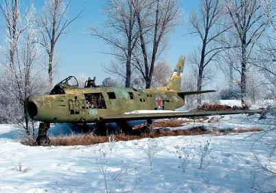 F-86E SABRE / F-86D Sabreruin