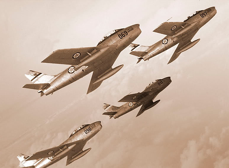 F-86E SABRE / F-86D Yusabreformacija