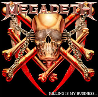 Vic Rattlehead Vs. Eddie! Megadeth_1