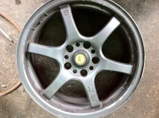 WTS Gramlight rims 17 with kumho tires 215/45/17 3B053D21-8AAF-45C8-9C7A-F981D782B815-474-000000FBA41D5CB1