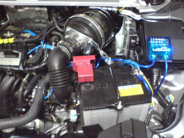 Goodspeed-jp Pivot VS/Customised Grounding/Heat Shield/CAI DSC02341
