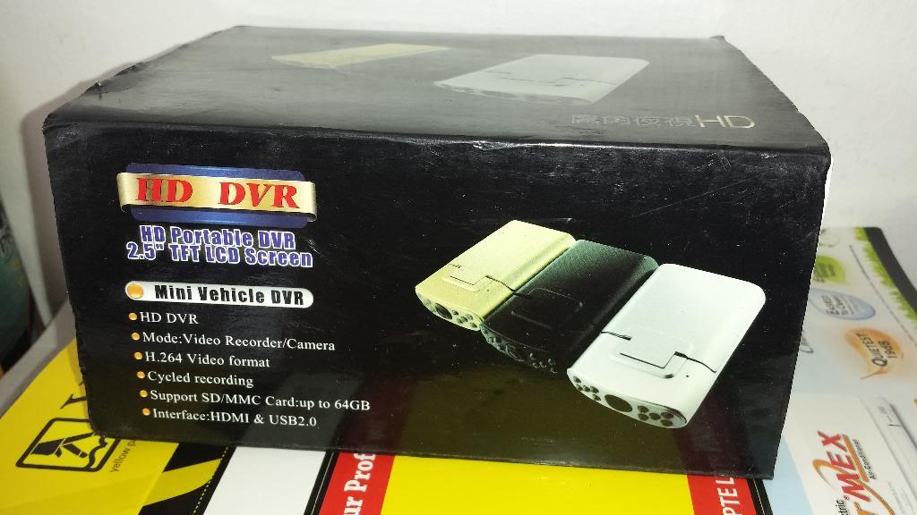 Wts BNIB Car camera $30 20140315_123421